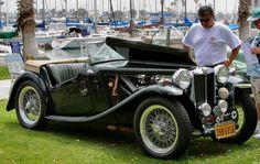 MG TC 1949 Midget