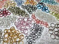 Artbeads.com | Tips for Jump Rings and Chain Mail
