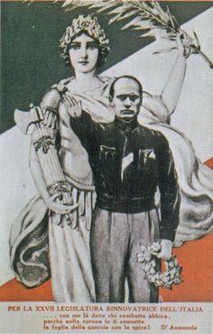"""Italian WW2 """"Benito Mussolini"""""""