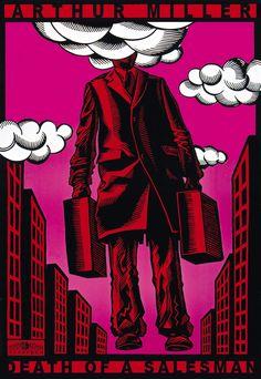 István Orosz    Theatre Posters, 1994 -, 2014    death-of-a-salesman    10 items    jpg (1600×2319)    Graphic Design Poster