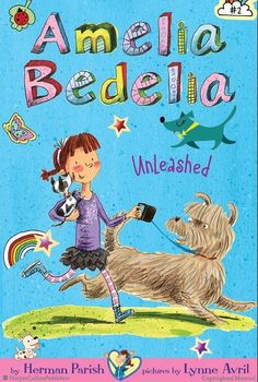 Browse Inside Amelia Bedelia Chapter Book #2: Amelia Bedelia Unleashed by Herman Parish, Illustrated by Lynne Avril