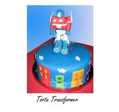 Transformer para celebrar tu cumpleaños