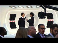 Benedict Cumberbatch interview Star Trek 2 Premiere