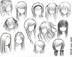 Cartoon hair | I will definitely use this to help