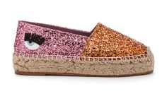 What shoe is every blogger, from Sincerely Jules to Chiara Ferragni, coveting? Espadrilles, of course.