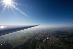 Segelfluggruppe Amlikon - Segelfliegen lernen Airplane View, Studying