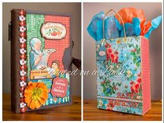 Graphic 45 Home Sweet Home Grocery List Book Birthday Gift
