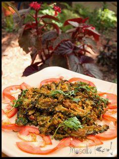 Indian food - karela