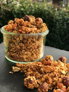 Granola, Muesli, Chutney, Cereal, Brunch, Yoghurt, Breakfast, Healthy, Food