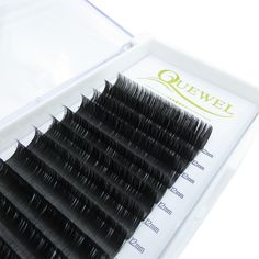 321c5933b71 Private Label Matte Ellipse Lash, Wholesale Custom Packaging Ellipse Flat  Eyelash Extensions, Individual Eyelash Extension Flat