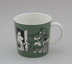 Moomin Mugs, Tove Jansson, Ceramics, Tableware, Ceramica, Pottery, Dinnerware, Tablewares, Ceramic Art