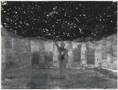 Anselm Kiefer, 'The starry heavens above us, and the moral law within' 1969/2010. Tate Modern.