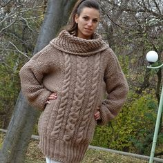 Mohair Sweater, Pullover Sweaters, Men Sweater, Cardigans For Women, Coats For Women, Jackets For Women, Turtleneck Outfit, Cowl Neck Dress, Yarn Sizes