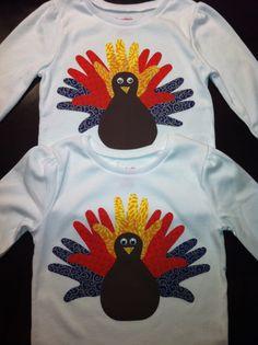 DIY Thanksgiving Shirts