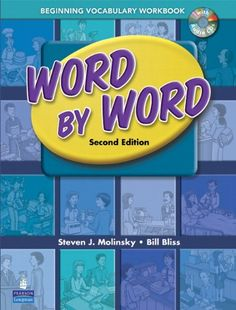 Word by Word Picture #Dictionary Beginning Vocabulary Workbook with Audio CD/Steven J. Molinsky, Bill Bliss