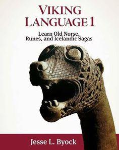 Viking Language 1 Old Norse book