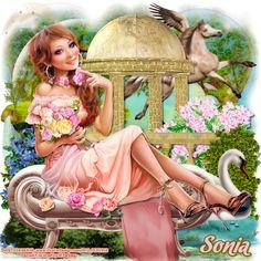 """MI RINCÓN GÓTICO: CT GRAPHICS OF FANTASY, """"Aphrodite"""""""