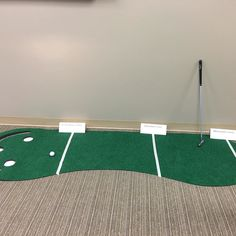 Have you Taken the RPAC putting challenge at the Greater Tulsa Association of REALTOR? Put  for a chance at Thunder tickets...