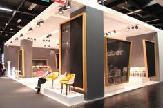 Gaber at imm cologne 2014