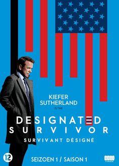 DESIGNATED SURVIVOR, Seizoen 1 (Gezien en gevolgd op Netflix)