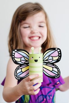 DIY Butterfly Kids C