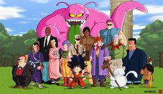 DragonBall Saga Red Ribon Army