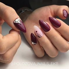 How to succeed in your manicure? - My Nails Funky Nails, Red Nails, Cute Nails, Pretty Nails, Hair And Nails, Perfect Nails, Gorgeous Nails, Nail Art Designs, Wall Nails