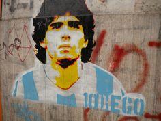 Diego Maradona Graffiti at la Boca, Buenos Aires Wallpaper by . Maurice Richard, Soccer Players, Football Soccer, Soccer Stars, Naples, Argentina World Cup, Morin, Diego Armando, Messi And Ronaldo