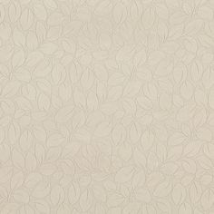Bisque Leaf Beige Contemporary  Microfiber Upholstery Fabric