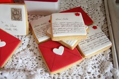 amy atlas events - christmas - merry monday - santa's study guest dessert feature - dear santa cookies