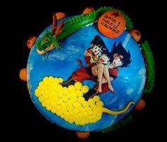 TARTA DRAGON BALL CAKE
