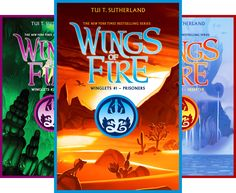 Wings of Fire Winglets 4 Book Series ** Want additional info? Click on the image.
