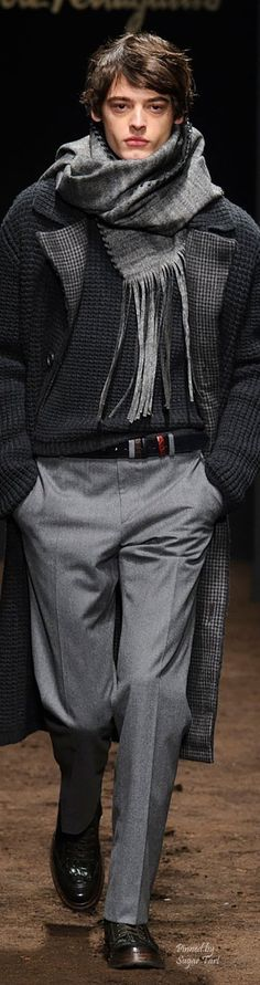 Salvatore Ferragamo | Men's Fashion | Menswear | Men's Outfit for Fall/Winter | Moda Masculina | Shop at designerclothingfans.com