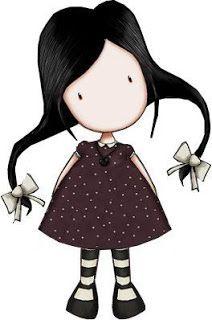Imagenes de muñecas gorjuss gratis | Imagenes para imprimir.Dibujos para imprimir