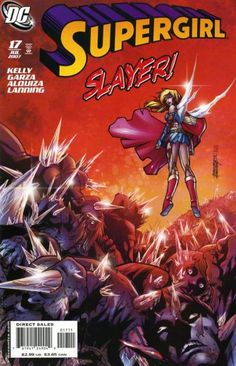 Cover for Supergirl (DC, July 2007) #17