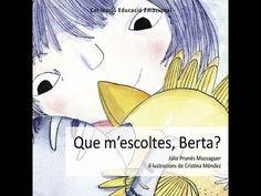 ▶ Que m'escoltes, Berta? · Col·lecció Educació Emocional - YouTube