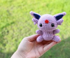 Go Crochet Pokemon! – dozens of free patterns