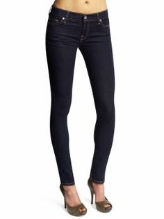 "Seven For All Mankind ""The Skinny."" I think these will be my go to pair this Fall/Winter. Gorgeous! $159.00"