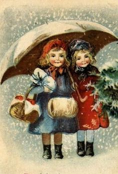 Best Christmas Wishes, Old Fashioned Christmas, Christmas Scenes, Christmas Past, Christmas Greetings, Christmas Postcards, Christmas Card Pictures, Vintage Christmas Images, Victorian Christmas