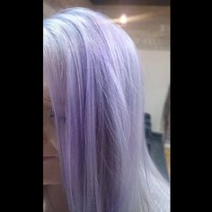"""Awesome pastel creative colour with purple Elumen hair by Bree - at R&B Haircraft in Melbourne, Australia          """"Life is to short to do just one thing.""""  9874 6047  Colourist: Bree  #hair #Qaba #rnbhaircraft #moreawesome #love #colour #sharkie #ootd #pastelhair #purplehair"""