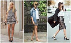 Por que investir em uma saia com brilho?