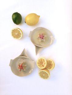 Ceramic Citrus Juicer by ThreeStreets on Etsy