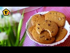 DELICIOUS OATMEAL COOKIES without butter with protein - YouTube