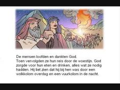 Mozes God leidt zijn volk - YouTube