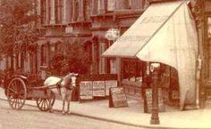 Adys Road, circa 1915