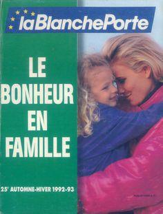 Catalogue Automne Hiver 1992 1993 #blancheporte