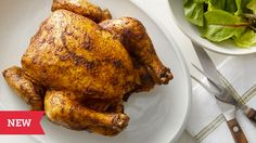 NEW Slow-Cooker Rotisserie-Style Chicken