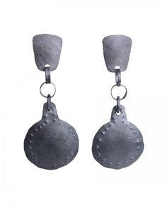 Vikki Kassioras Amazon II - Long Earrings