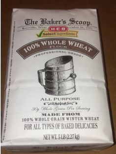 Voluntary Recall of Whole Wheat Flour Product Due to Possible Foreign Matter