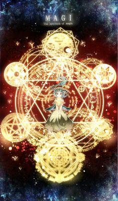 Magi: The Labyrinth of Magic | Aladdin
